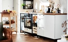 Singleküchen – die Alternative zu Einbauküchen?