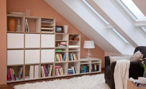 De.pumpink.com | Schlafzimmer Einrichten Mit Boxspringbett Dachwohnung Einrichten Bilder