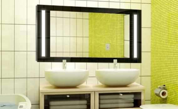 sch ne spiegel f r das bad. Black Bedroom Furniture Sets. Home Design Ideas