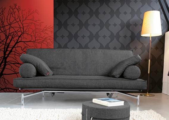 schlafsofa hype auf der internationalen m belmesse 2013 in k ln imm. Black Bedroom Furniture Sets. Home Design Ideas