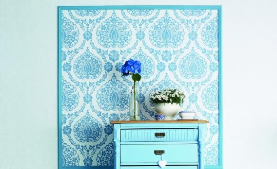 malervlies als tapetenersatz. Black Bedroom Furniture Sets. Home Design Ideas