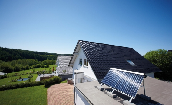 kologisch wohnen mit photovoltaikanlagen. Black Bedroom Furniture Sets. Home Design Ideas
