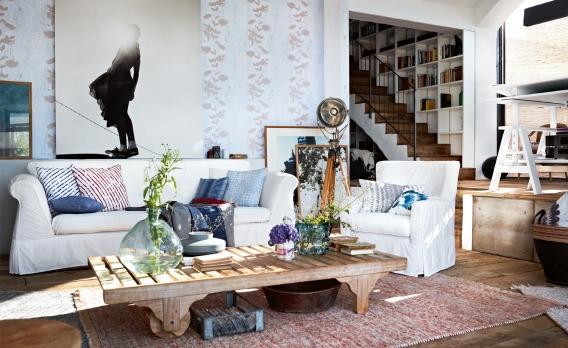 mediterran wohnen. Black Bedroom Furniture Sets. Home Design Ideas