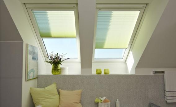 farbig und flexibel plissee rollos. Black Bedroom Furniture Sets. Home Design Ideas