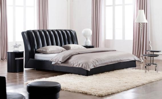 polsterbetten gem tlich und wohnlich. Black Bedroom Furniture Sets. Home Design Ideas