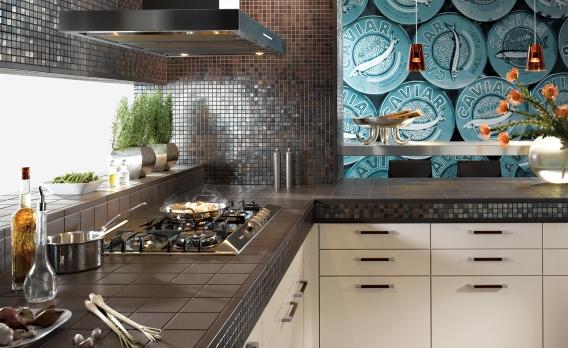 aufwertung mit stil so l sst sich design flair in die eigene k che zaubern. Black Bedroom Furniture Sets. Home Design Ideas