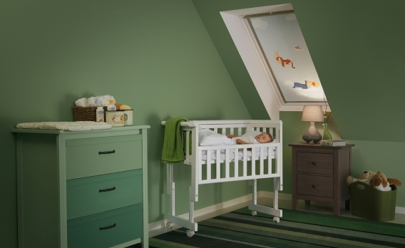 fensterdekoration f r das kinderzimmer seite 3. Black Bedroom Furniture Sets. Home Design Ideas