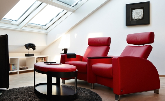 modernes m belshoppen. Black Bedroom Furniture Sets. Home Design Ideas