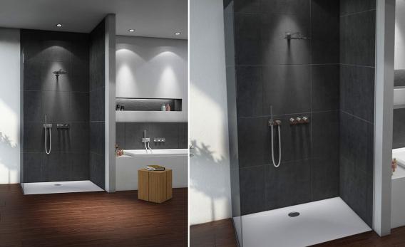 Flache Dusche Einbauen : Die richtige Duschwanne macht aus jedem ...