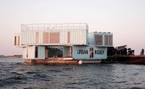 Nach Tiny Houses jetzt der neue Trend: Wohnen auf Wasser