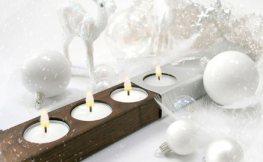 10 schöne Tipps für die Weihnachtsdekoration