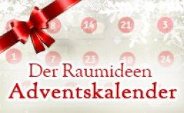 Raumideen Adventskalender 2013