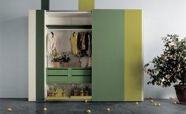 Die richtige Tür für den Kleiderschrank