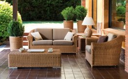 Möbel für die Terrasse