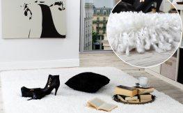 Bodengestaltung mit Designer Teppichen