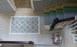 Design im Treppenhaus
