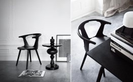 "Stuhl-Kollektion ""IN BETWEEN CHAIR"" von &tradition"