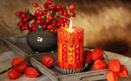 Herbstliche Halloween-Ideen für Zuhause