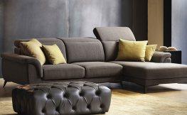 Eleganz in Wohnzimmer und Büro mit italienischem Design