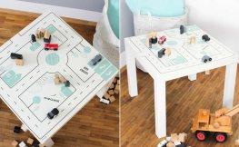 Einfache Möbelhacks für individuelle Beistelltische