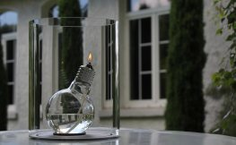Licht für laue Sommerabende auf der Terrasse