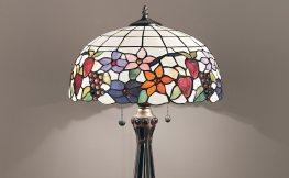 15 schicke Lampen im Tiffany-Stil