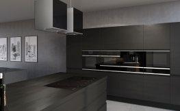 Smarte Küchen – Touchbedienung, audio-visuelle Kommunikation, Internetfähigkeit