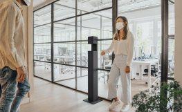 Automatische Hygienespender für Daheim und fürs Büro