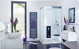 Die richtige Duschkabine für jedes Bad