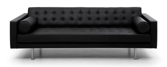 sofa im bauhausstil. Black Bedroom Furniture Sets. Home Design Ideas