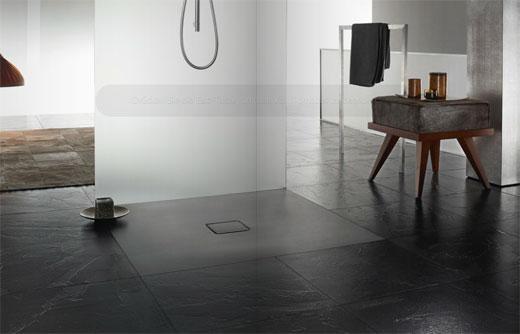 wohnzimmer modern : dunkle fliesen wohnzimmer modern, Badezimmer