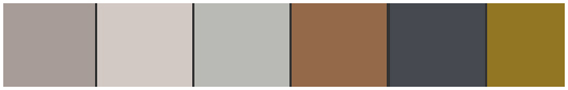 Farbiges Schlafzimmer