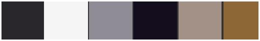 Farbschema für Schlafzimmer