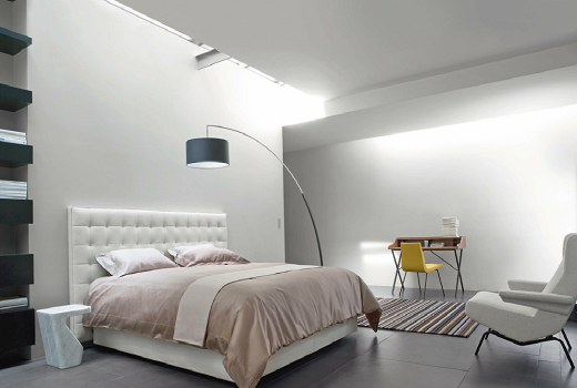 Raumideen Schlafzimmer gestalten