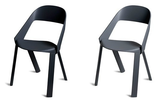 Wogg 50 Stuhl Multifunktionaler Stapelstuhl