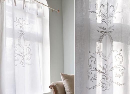Heimtextilien - Fensterdeko ohne gardinen ...