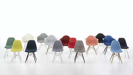 Eames Plastic Chairs von Vitra