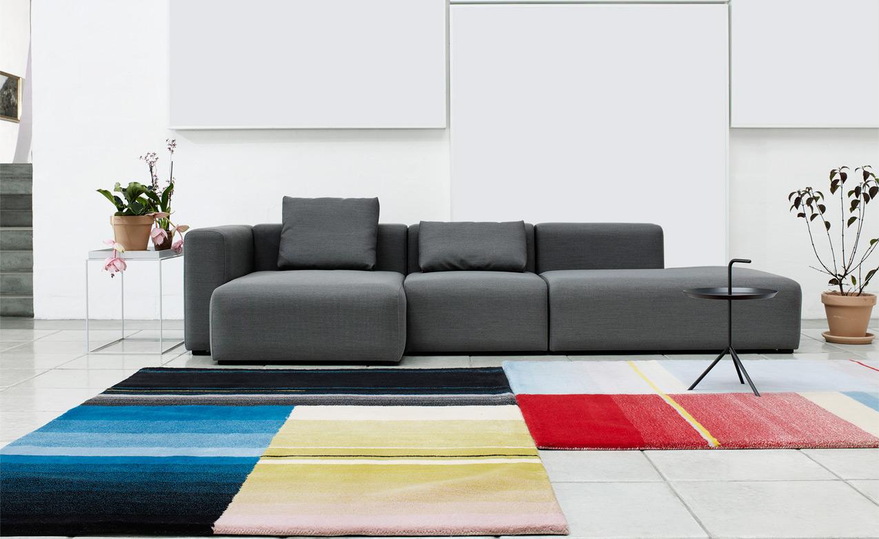 hay mags sofa. Black Bedroom Furniture Sets. Home Design Ideas