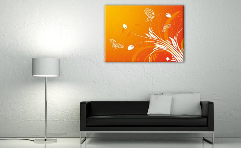 Wandbilder das styling der w nde for Wandbilder wohnzimmer landhausstil