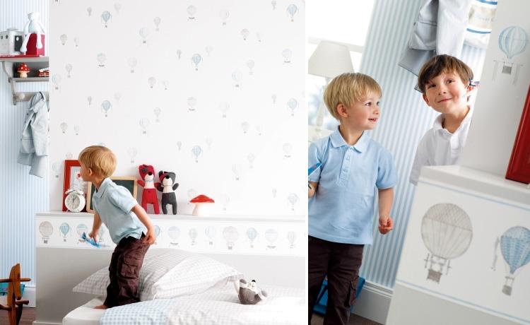 Kinderzimmer Deko mit peppigen Akzenten in Neon