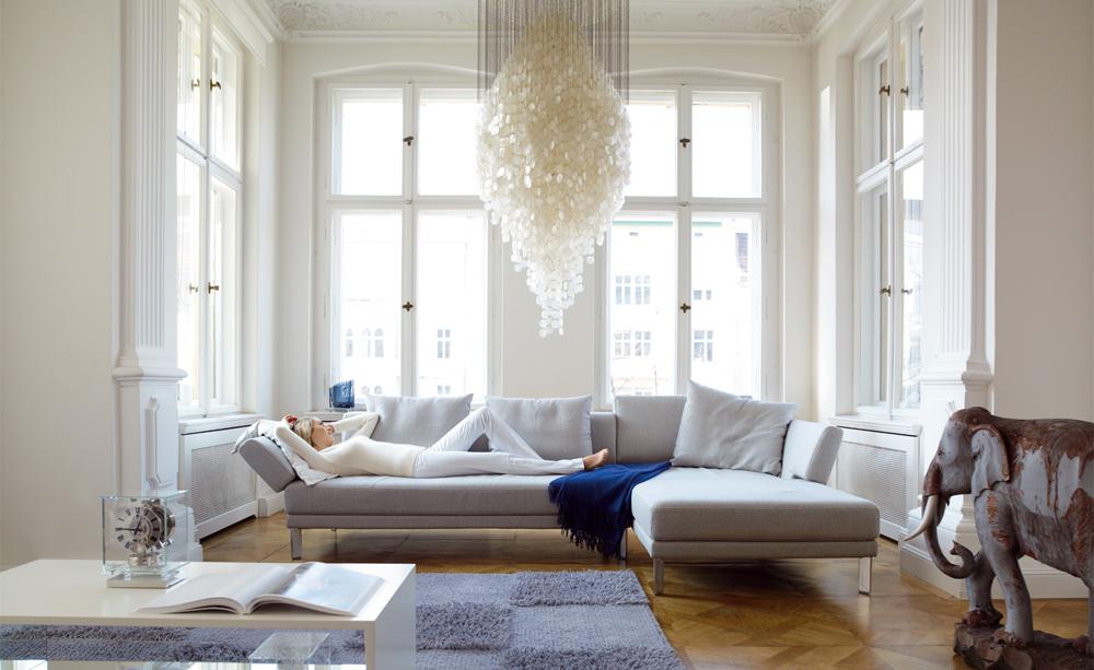 Modernes wohnzimmer for Einrichtungstipps farbe