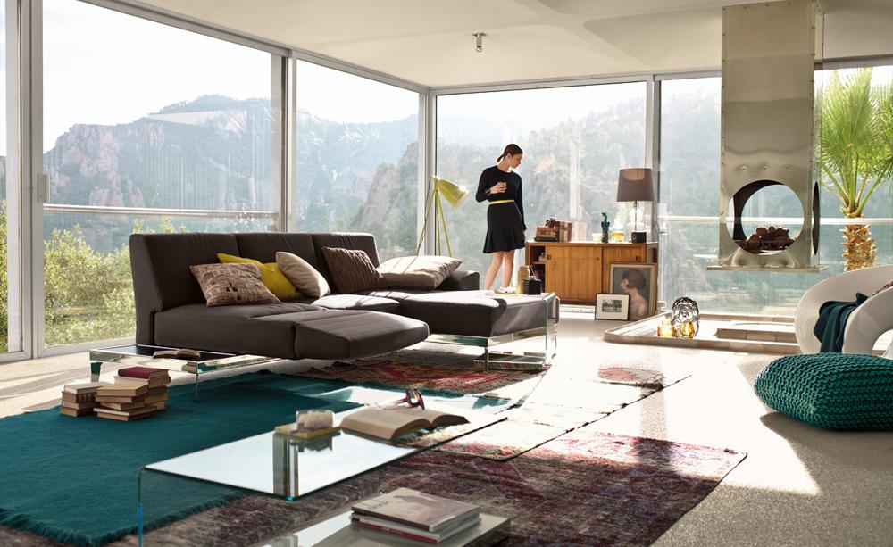 Modernes Wohnzimmer  Raumideen.org