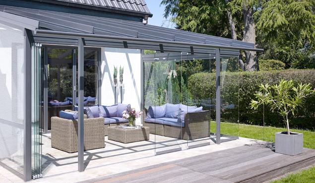 Möbel für den Wintergarten