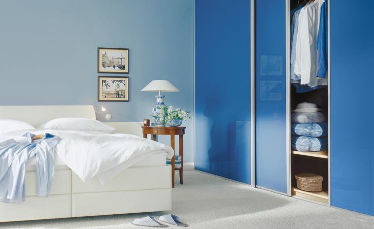 Schrank für das Schlafzimmer - Raumideen