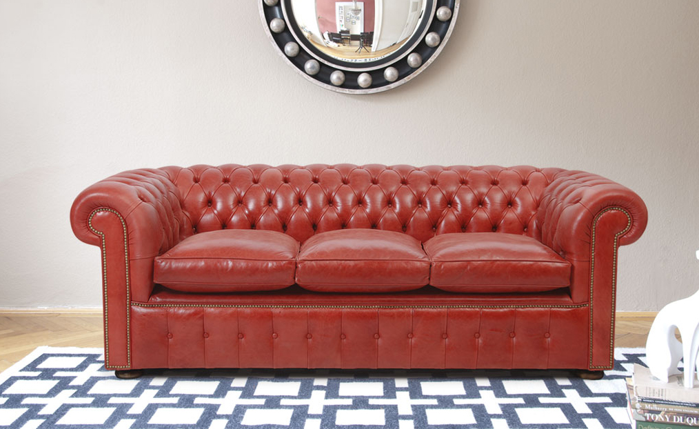 Chesterfield Schlafsofa