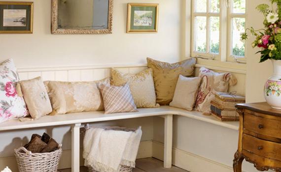 wohnzimmer im landhausstil einrichten. Black Bedroom Furniture Sets. Home Design Ideas