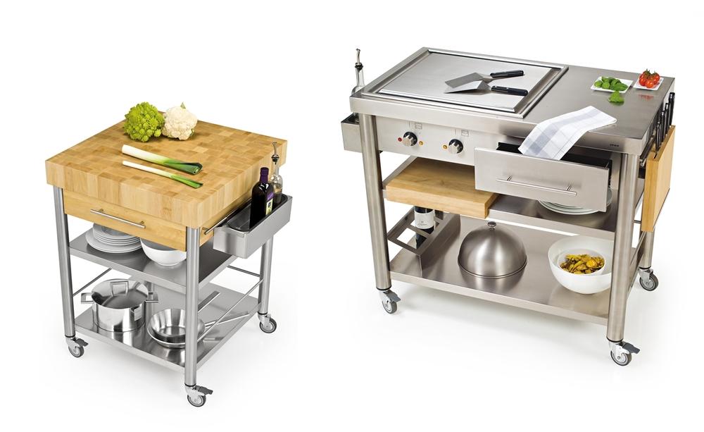 Schön Küchenwagen Und Grill