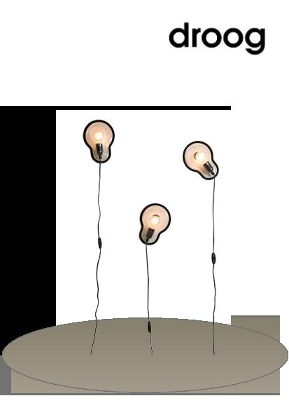 Eine Sticky lamp von Droog