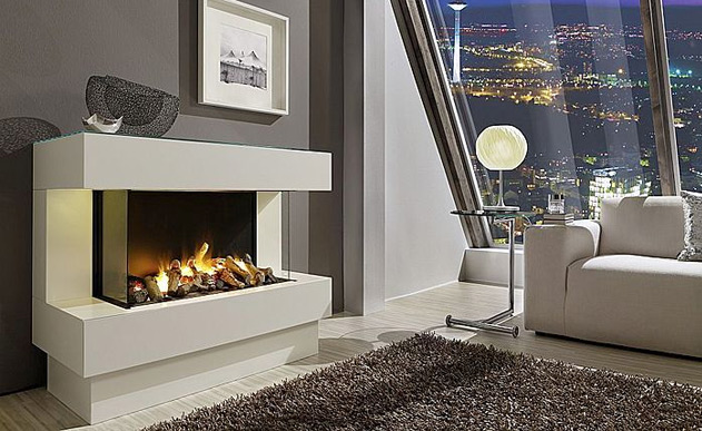 elektrokamine mit wasserdampf feuer. Black Bedroom Furniture Sets. Home Design Ideas