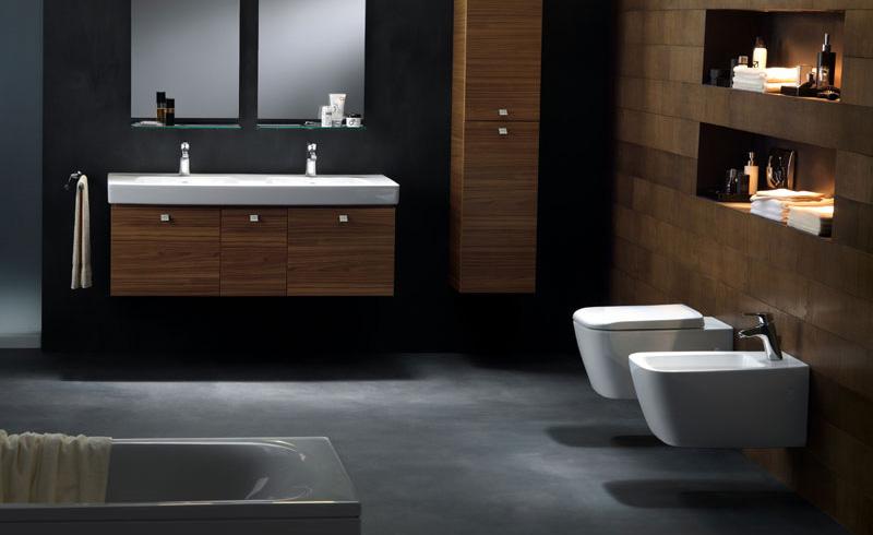 die richtigen m bel f r das badezimmer. Black Bedroom Furniture Sets. Home Design Ideas